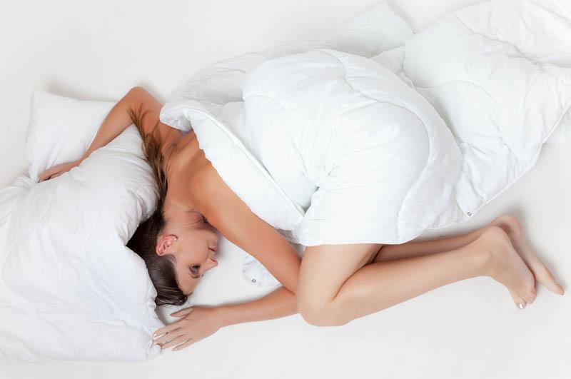 spavanje pod klimom