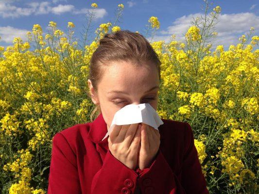 kako prepoznati alergije