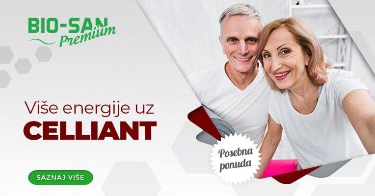 Celliant Proizvodi