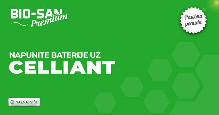 Celliant pomaže kod tegoba